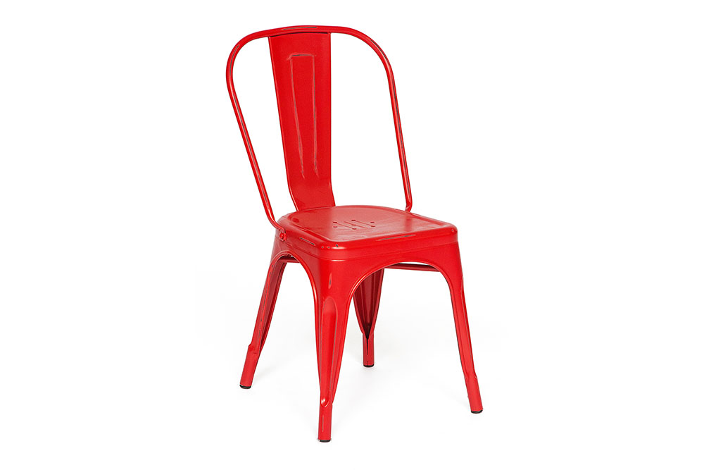 LOFT CHAIR RED