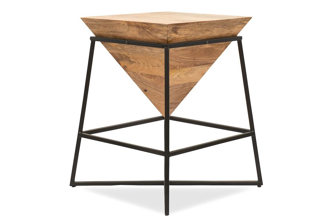 столик пирамида